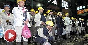 Grizu patlamasında ölen 263 madenci törenle anıldı