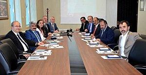 Batı Karadenizli Rektörler Toplandı