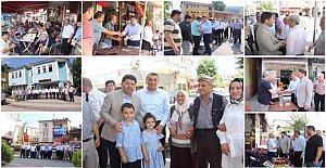 Kozcağız Hasankadı ve Kumluca'ya Teşekkür Ziyareti