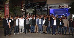 MHP Adayları Kozcağız'da