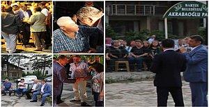 MHP Adaylarına Coşkulu Karşılama