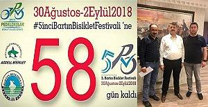5. Bisiklet Festivali Hazılıkları Devam Ediyor
