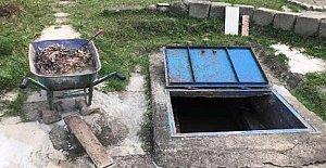Kanalizasyonda yeni doğmuş bebek cesedi bulundu