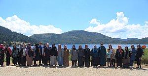 Kozcağız'da Havuzdan Sonra Gezi Projesi