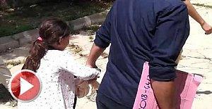 Küçük kızın babasından zorla alınmasıyla ilgili soruşturma