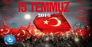 Türk Milletinin Cesaret ve İrfanı, İhaneti Boğdu