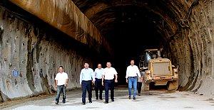 3150 Metrelik T-5 Tüneli Hızla Devam Ediyor
