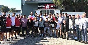 Aldatmaz'dan Bartınspor'a Kupa Maçı Öncesi Moral