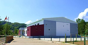 Arıt Spor Salonu Hizmete Açıldı