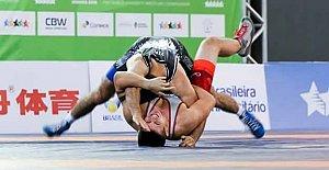 BESYO Öğrencisi 74 Kiloda Dünya Şampiyonu