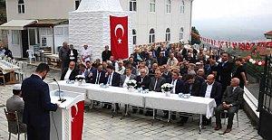 Aladağ Yeni Camii İbadete Açıldı