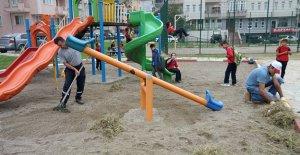 Çitlenbik Parkı Onarıldı