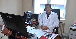 Dr. Gültekin RECEPOĞLU Göreve Başladı
