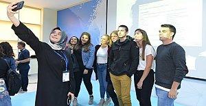 Erasmus'la 13 Ülkeden 36 Üniversiteye
