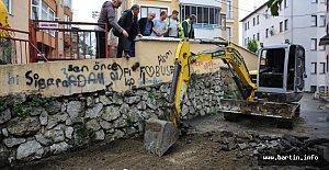 Kırtepe'nin Cadde ve Sokakları Yenileniyor