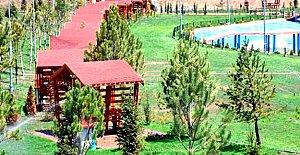 Bartın'a Millet Bahçesi