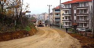 Esentepe'ye Yeni İmar Yolu