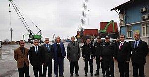 Bartın Limanı'nın kapasitesi Arttırılıyor