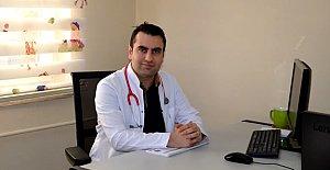 Dr. Mehmet MURAT göreve başladı