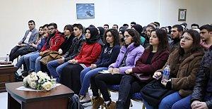 Öğrencilerden Erasmus'a Yoğun İlgi