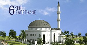 Bartın'a 6 Yeni Cami