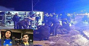 Deplasman Yolunda Feci Kaza: 2 Ölü, 24 Yaralı