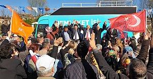 Kozcağız'da Karaman'la Hız Kesmeden Devam