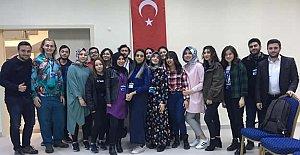 Öğrencilere Yurt Dışı Fırsatları Anlatıldı