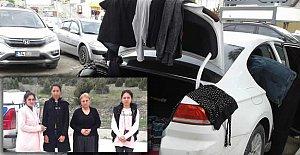 5 Kişilik Passat'lı Hırsızlık Çetesi Çökertildi