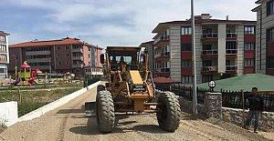 Karaköy'de Yollar Düzenleniyor