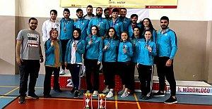 Bartınlı Karatecilerden 16 Madalya, 2 Kupa