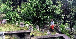Mezarlıklarda Bahar Temizliği
