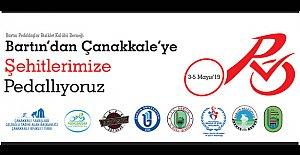 Pedaldaşlar Çanakkale Yolunda