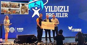 YTÜ'den Rehabilitasyon Robotu'na Ödül