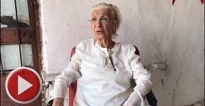 Yaşlı Kadının Servetine Konacaktı...