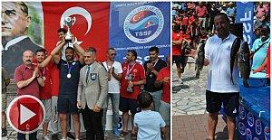 Zıpkının Şampiyonları Amasra'da Belli Oldu