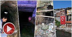 3 Bin Yıllık Kale Çöplüğe Döndü