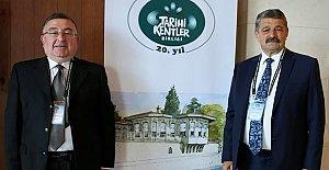 Başkan Akın İstanbul'da