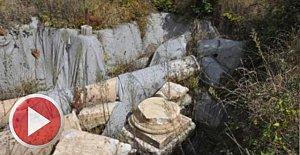 Kraliçe Amastris'in Tapınağı Bulundu