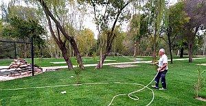 Bartın'a 9 Dönümlük Yeni Park
