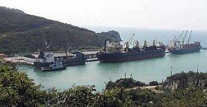 Bartın Limanı'nda Koronavirüs Önlemleri