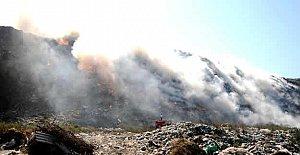 İnkumu Çöp Dağından Kurtuluyor