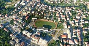 Atatürk Stadı'nda 3 Bin Kişi Namaz Kılacak