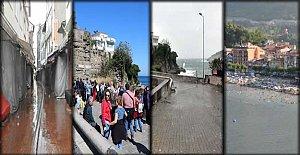 Binlerce Turist Ağırlayan Amasra, Hüzünlü