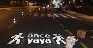 Gazhane Caddesine Yaya Logosu