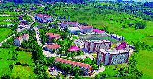 Üniversitemiz, 27 Projeyle Türkiye 2.'si