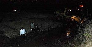 Can Çekişen Balıklara Gece Operasyonu