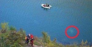 Araç Baraj Gölüne Uçtu: 3 Ölü