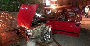 Bartın'da Alkollü Sürücü Dehşeti