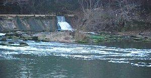Irmak Yeniden Köpürdü